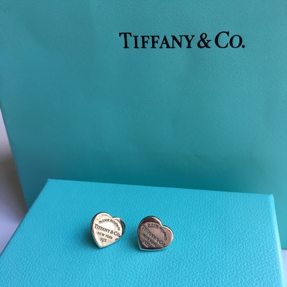 78ae23895 Return to Tiffany Mini Heart Tag Earrings. M_5c5dd0df9539f7adfa1dc2bf